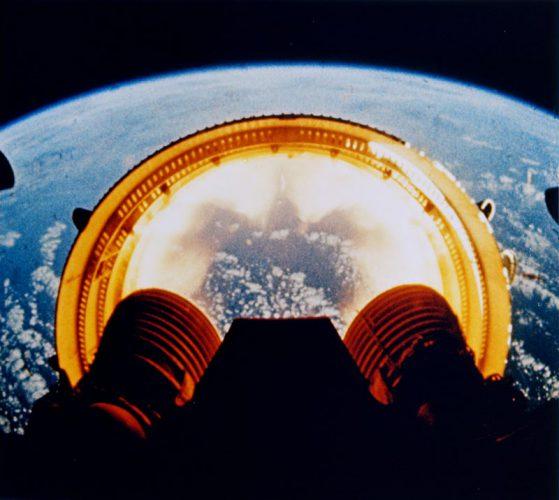 Apollo 6 Interstage