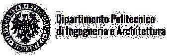 Dipartimento Politecnico di Ingegneria e Architettura dell'Università degli Studi di Udine